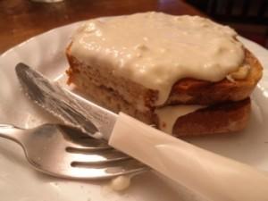 Cinnamon Bun Substitute - Gluten Free - Carla Anne Coroy