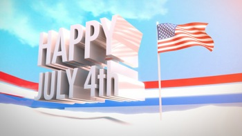 America's Anthem and the God of Israel - Carla Anne Coroy - Happy 4th of July Image