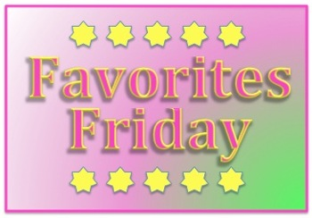 Favorites Friday - Carla Anne Coroy - Favorites Friday Badge