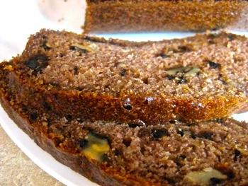 Fresh Zucchini Bread - Carla Anne Coroy - Zucchini Loaf Slices