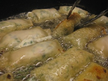 Cheesy Ham and Spinach Egg Rolls - Carla Anne Coroy - Part 17